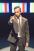20/05/2014_Hetain Patel presents the premier of Americam Boy, a piece commissioned by Sadler's Wells Theatre.