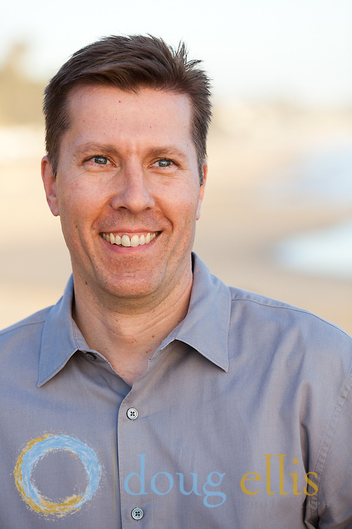 Professional website photos for executive coach, Los Aptos CA.