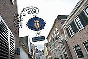 Nederland, Ootmarsum, 5-11-2012Het kunst en galeriedorp. Bouw van een nieuw particulier museum van kunstenaar en ondernemer Ton Schulten. In het oude centrum van dit stadje bevinden zich veel galeries met een hoge kwaliteit kunst.Foto: Flip Franssen/Hollandse Hoogte