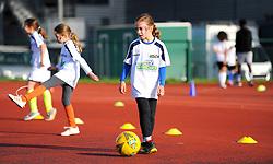 - Mandatory by-line: Nizaam Jones/JMP - 27/10/2019 - FOOTBALL - Stoke Gifford Stadium - Bristol, England - Bristol City Women v Tottenham Hotspur Women - Barclays FA Women's Super League