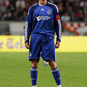 NLD/Amsterdam/20080808 - LG Tournament 2008 Amsterdam, Ajax v Arsenal, Klaas Jan Huntelaar