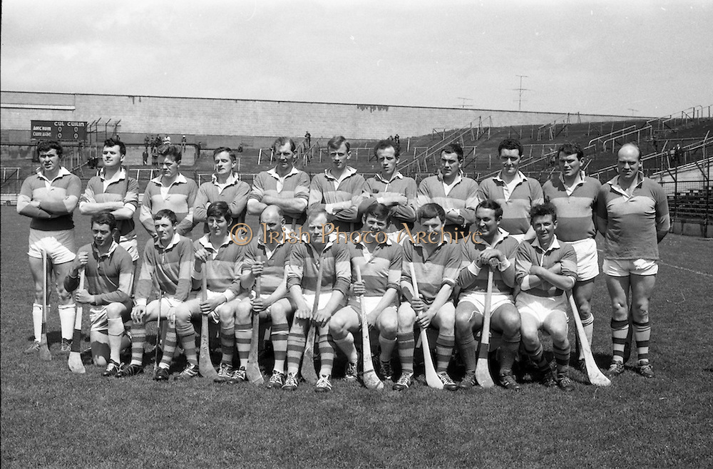 26/05/1968<br /> 05/26/1968<br /> 26 May 1968<br /> National Hurling League Final: Kerry v Antrim at Croke Park, Dublin.<br /> The Kerry team.