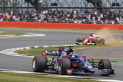 July 16, 2017 - Silverstone, Great Britain - Motorsports: FIA Formula One World Championship 2017, Grand Prix of Great Britain, .#26 Daniil Kvyat (RUS, Scuderia Toro Rosso) (Credit Image: © Hoch Zwei via ZUMA Wire)
