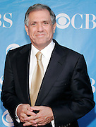 Les Moonves poses at the CBS 2009 Upfronts at Terminal 5 in New York City, USA on May 20, 2009.