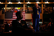 Cleveland, Ohio, USA, 20080302:   Presidential Hopeful Hillary Rodham Clinton makes a last minute effort at Cleveland State University to secure her candidacy for US President<br /> <br /> Photo: Orjan F. Ellingvag/ Dagens Naringsliv/ Corbis