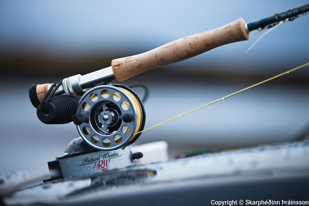 Flyfishing gear