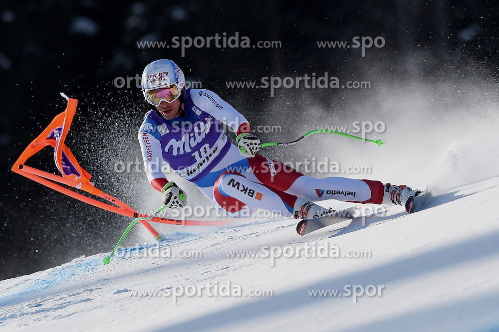 12.03.2016, Olympiabakken, Kvitfjell, NOR, FIS Weltcup Ski Alpin, Kvitfjell, Abfahrt, Herren, im Bild Carlo Janka (SUI) // Carlo Janka of Switzerland competes during his run for the men's Downhill of Kvitfjell FIS Ski Alpine World Cup at the Olympiabakken in Kvitfjell, Norway on 2016/03/12. EXPA Pictures © 2016, PhotoCredit: EXPA/ Jonas Ericsson