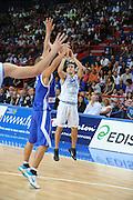 Bari, 08/08/2010<br /> Eurobasket men 2011 Qualifying Round<br /> Italia - Finalndia<br /> Nella foto: antonio anthony maestranzi<br /> Foto Ciamillo