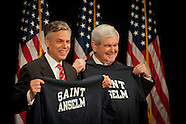 Newt Gingrich/Jon Huntsman Debate  12/12/2011