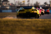 March 15-17, 2018: Mobil 1 Sebring 12 hour. 4 Corvette Racing, Corvette C7.R, Oliver Gavin, Tommy Milner, Marcel Fassler