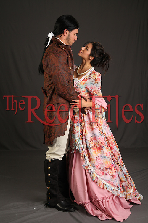 The Reed Files Romantic Historical Couple