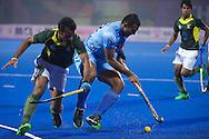 20 IND vs PAK : Raghunath Vokkaliga