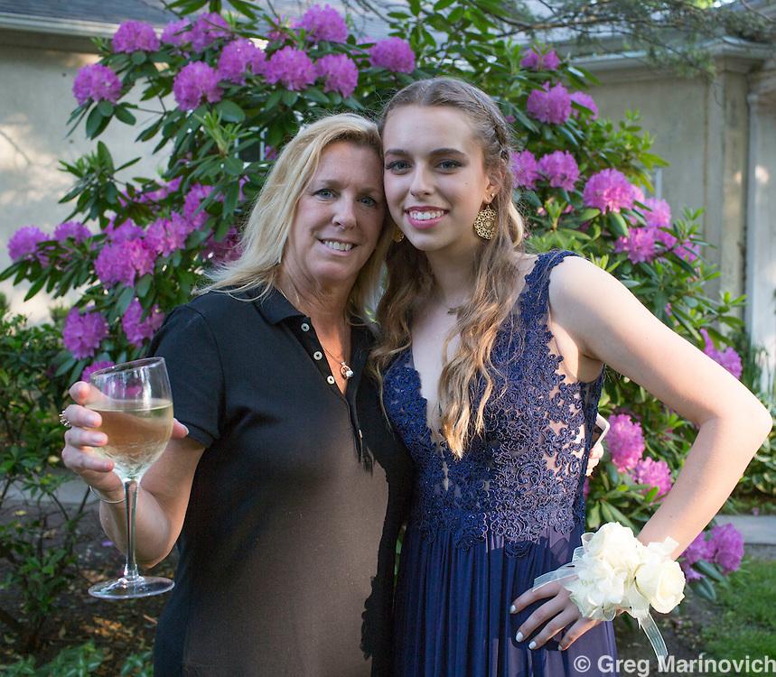 Milton high school prom, milton, MA. Photo Greg Marinovich