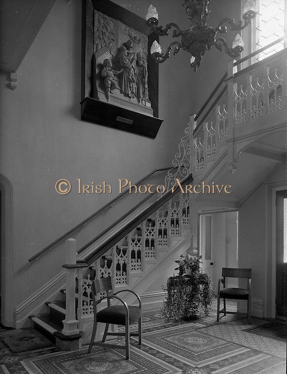 Interiors of Saint John of God .12.09.1961