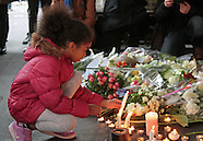 Parisians Mourn Victims Of Terrorist Attack