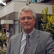 Dhr Jacobi directeur Abn Amro kantoor Naarderstraat Huizen verlaat de bank