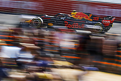 March 23, 2018 - Melbourne, Victoria, Australia - VERSTAPPEN Max (ned), Aston Martin Red Bull Tag Heuer RB14, action during 2018 Formula 1 championship at Melbourne, Australian Grand Prix, from March 22 To 25 - Photo  Motorsports: FIA Formula One World Championship 2018, Melbourne, Victoria : Motorsports: Formula 1 2018 Rolex  Australian Grand Prix, (Credit Image: © Hoch Zwei via ZUMA Wire)