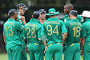 ICC World Twenty20 Warm Up Match - New Zealand v South Africa