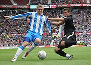 Huddersfield  v Peterborough 290511