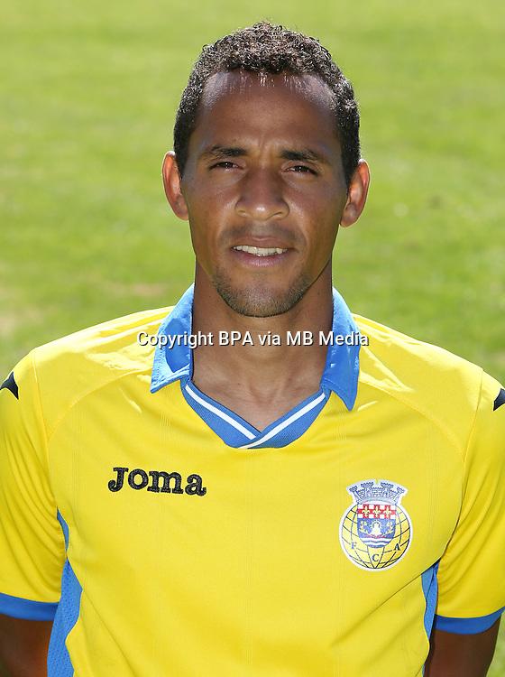 Portugal - Primera Liga NOS 2015-2016 /  <br /> ( FC Arouca ) -<br /> Evanildo Fernandes Gomes &quot; Nildo Petrolina &quot;
