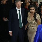 London,England,UK : 8th April 2016 : Shav,Zac Goldsmith,Sunny attend the The Asian Awards 2016 at Grosvenor House Hotel, Park Lane, London. Photo by See Li