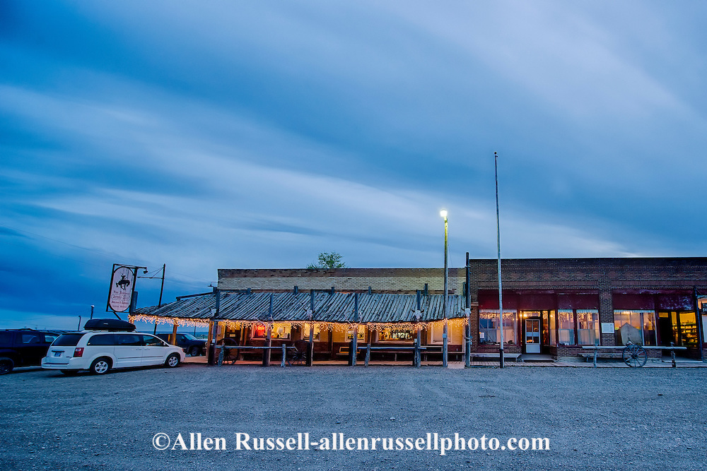 Jersey Lilly Saloon and Restaurant, Ingomar, Montana, National Register of Historic Places