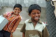 Boys sent away from their village to attend school...by Michael Benanav - mbenanav@gmail.com