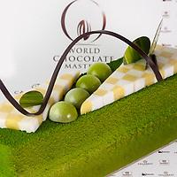 Best Chocolate Layered Cake: Michael Cotard (World Chocolate Masters Canadian Selection, January 20, 2013.)