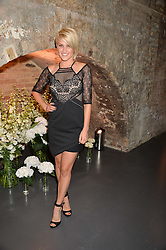 ASHLEY ROBERTS at a party to launch the Amazon Fashion Photography Studio at 383 Geffrye Street, London E2 on 23rd July 2015.
