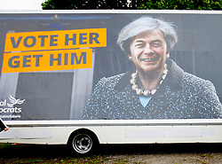 © Licensed to London News Pictures. 20/05/2017. London, UK. Liberal Democrats launch a new election poster at Twickenham Rugby Football Club in west London on Saturday, 20 May 2017. Photo credit: Tolga Akmen/LNP