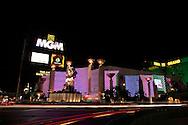 US-LAS VEGAS: MGM Casino/Hotel.PHOTO GERRIT DE HEUS