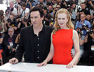 "Cannes,24.05.2012: NICOLE KIDMAN AND JOHN CUSACKat ""The Paperboy""  photocall, 65th Cannes International Film Festival.Mandatory Credit Photos: ©Traverso-Photofile/NEWSPIX INTERNATIONAL**ALL FEES PAYABLE TO: ""NEWSPIX INTERNATIONAL""**PHOTO CREDIT MANDATORY!!: NEWSPIX INTERNATIONAL(Failure to credit will incur a surcharge of 100% of reproduction fees)IMMEDIATE CONFIRMATION OF USAGE REQUIRED:Newspix International, 31 Chinnery Hill, Bishop's Stortford, ENGLAND CM23 3PSTel:+441279 324672  ; Fax: +441279656877Mobile:  0777568 1153e-mail: info@newspixinternational.co.uk"