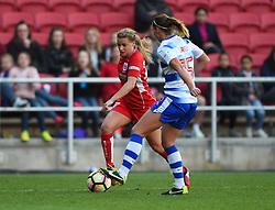 Olivia Fergusson of Bristol City Women - Mandatory by-line: Paul Knight/JMP - 22/04/2017 - FOOTBALL - Ashton Gate - Bristol, England - Bristol City Women v Reading Women - FA Women's Super League 1 Spring Series