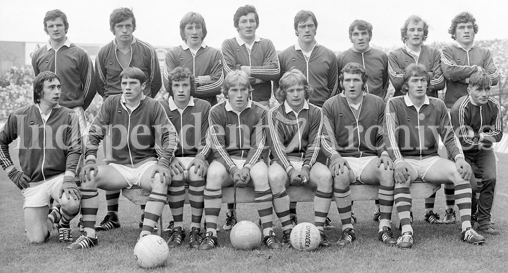 975-990<br /> Kerry Senior Team.<br />  (Part of the Independent Newspapers Ireland/NLI collection.)