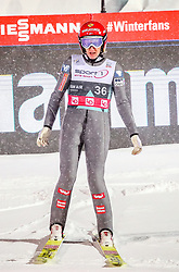 12.03.2019, Lysgards Schanze, Lillehammer, NOR, FIS Weltcup Skisprung, Raw Air, Lillehamer, Einzelbewerb, Damen, im Bild Daniela Iraschko-Stolz (AUT) // Daniela Iraschko-Stolz of Austria during the ladie's individual competition of the 2nd Stage of the Raw Air Series of FIS Ski Jumping World Cup at the Lysgards Schanze in Lillehammer, Norway on 2019/03/12. EXPA Pictures © 2019, PhotoCredit: EXPA/ Tadeusz Mieczynski