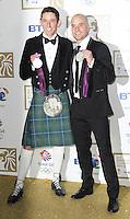 LONDON - NOVEMBER 30: David Florence; Richard Hounslow attended the British Olympic Ball at the Grosvenor House Hotel, London, UK. November 30, 2012. (Photo by Richard Goldschmidt)