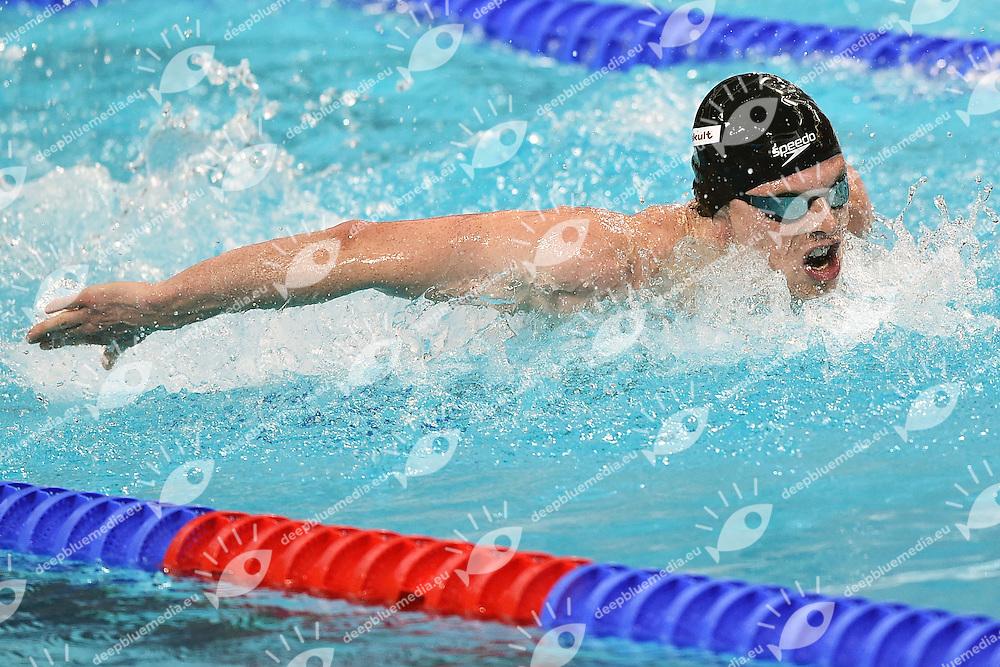 CROENEN Luis BEL Men's 200m Butterfly <br /> Day13 05/08/2015 Kazan Arena <br /> Swimming Nuoto <br /> XVI FINA World Championships Aquatics  <br /> Kazan Tatarstan RUS <br /> Photo Andrea Staccioli/Deepbluemedia/Insidefoto