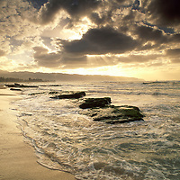 Kawailoa Beach, North Shore Oahu, Hawaii