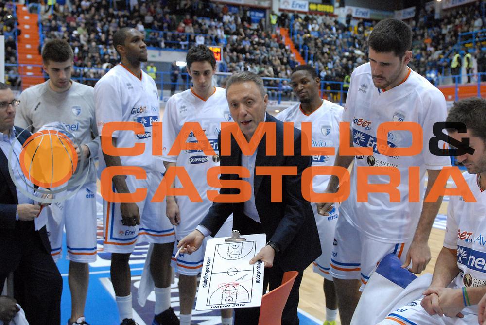 DESCRIZIONE : Brindisi Lega A 2012-13 Enel Brindisi Juve Caserta<br /> GIOCATORE : Team<br /> CATEGORIA : Time Out <br /> SQUADRA : Enel Brindisi <br /> EVENTO : Campionato Lega A 2012-2013 <br /> GARA : Enel Brindisi Juve Caserta<br /> DATA : 09/12/2012<br /> SPORT : Pallacanestro <br /> AUTORE : Agenzia Ciamillo-Castoria/V.Tasco<br /> Galleria : Lega Basket A 2012-2013  <br /> Fotonotizia : Brindisi Lega A 2012-13 Enel Brindisi Juve Caserta<br /> Predefinita :