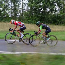29-08-2018: Wielrennen: Ladies Tour: Nijmegen <br />Amalie Diedriksen