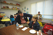 bes-donuts with dad