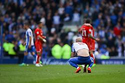 Brighton & Hove Albion lose against Bristol City - Mandatory by-line: Jason Brown/JMP - 29/04/2017 - FOOTBALL - Amex Stadium - Brighton, England - Brighton and Hove Albion v Bristol City - Sky Bet Championship