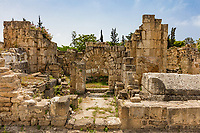 Al-Bass Archaeological Site Tyre Sur in South Lebanon Middle east