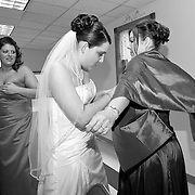 Photography of the Brian and Amanda Schmidt wedding.  The event took place on April 24, 2010. Photo by Melody Carranza