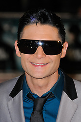 Corey Feldman attends The Woman in Black - World Premiere held at the Royal Festival Hall, London, Tuesday January 25, 2012. Photo By i-Images