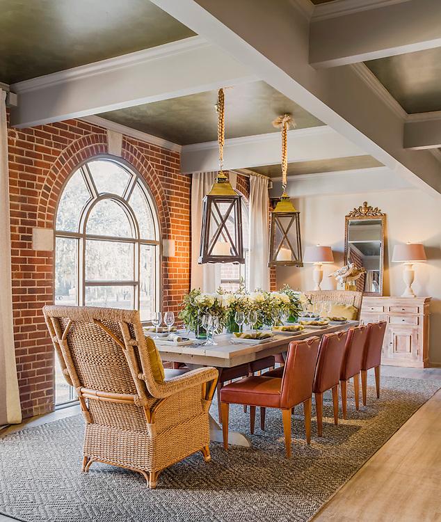 Cohens Retreat - Savannah Georgia Diningroom