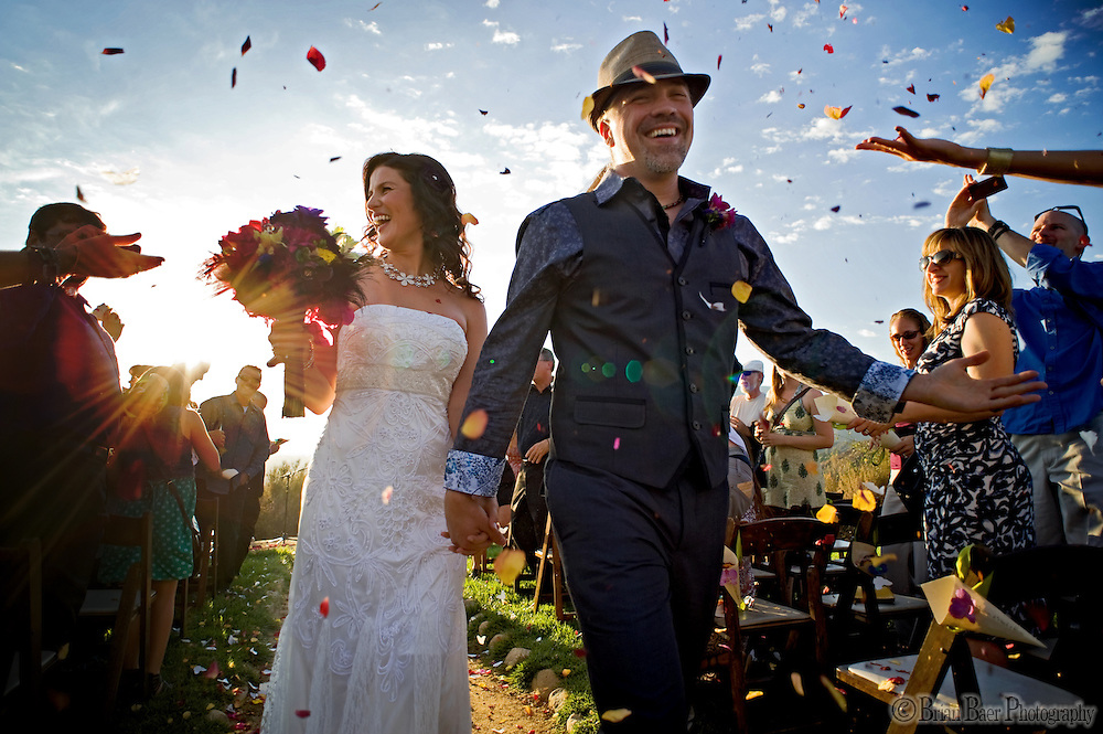 The wedding of Eric Parsons & Adriana Trujillo, Saturday Sept. 29, 2012..Photo Brian Baer
