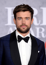 Jack Whitehall attending the Brit Awards 2019 at the O2 Arena, London. Photo credit should read: Doug Peters/EMPICS Entertainment. EDITORIAL USE ONLY