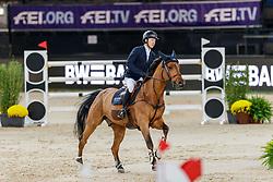 Lindelöw Douglas, SWE, Casquo Blue<br /> Stuttgart - German Masters 2019<br /> © Hippo Foto - Stefan Lafrentz<br /> 14/11/2019