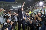 © Filippo Alfero<br /> Juventus-Atalanta, Serie A 2013/2014<br /> Torino, 05/05/2014<br /> sport calcio<br /> Nella foto:
